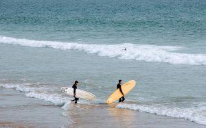 golfsurfen Julianadorp aan Zee