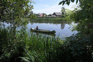 Kanoën Julianadorp aan Zee