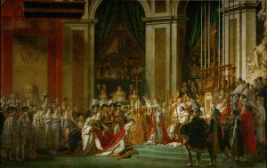 Franse keizer Napoleon Julianadorp aan Zee