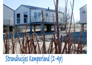Strandhuisjes Kamperland 2-4p