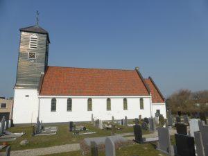 De kerk van Callantsoog