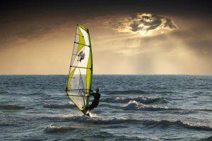 Windsurfen Texel